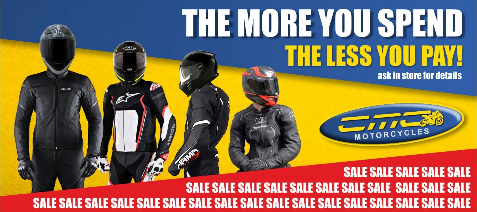 Ask in store for details. We can't publish this deal online.