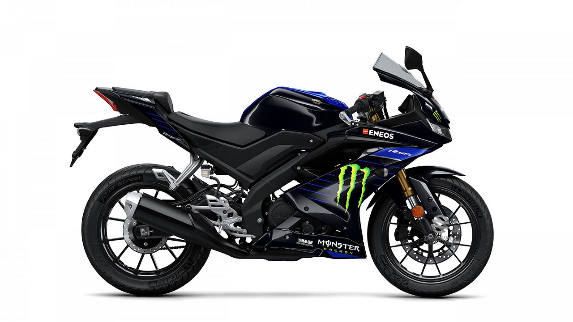 Yamaha YZF-R125 Monster