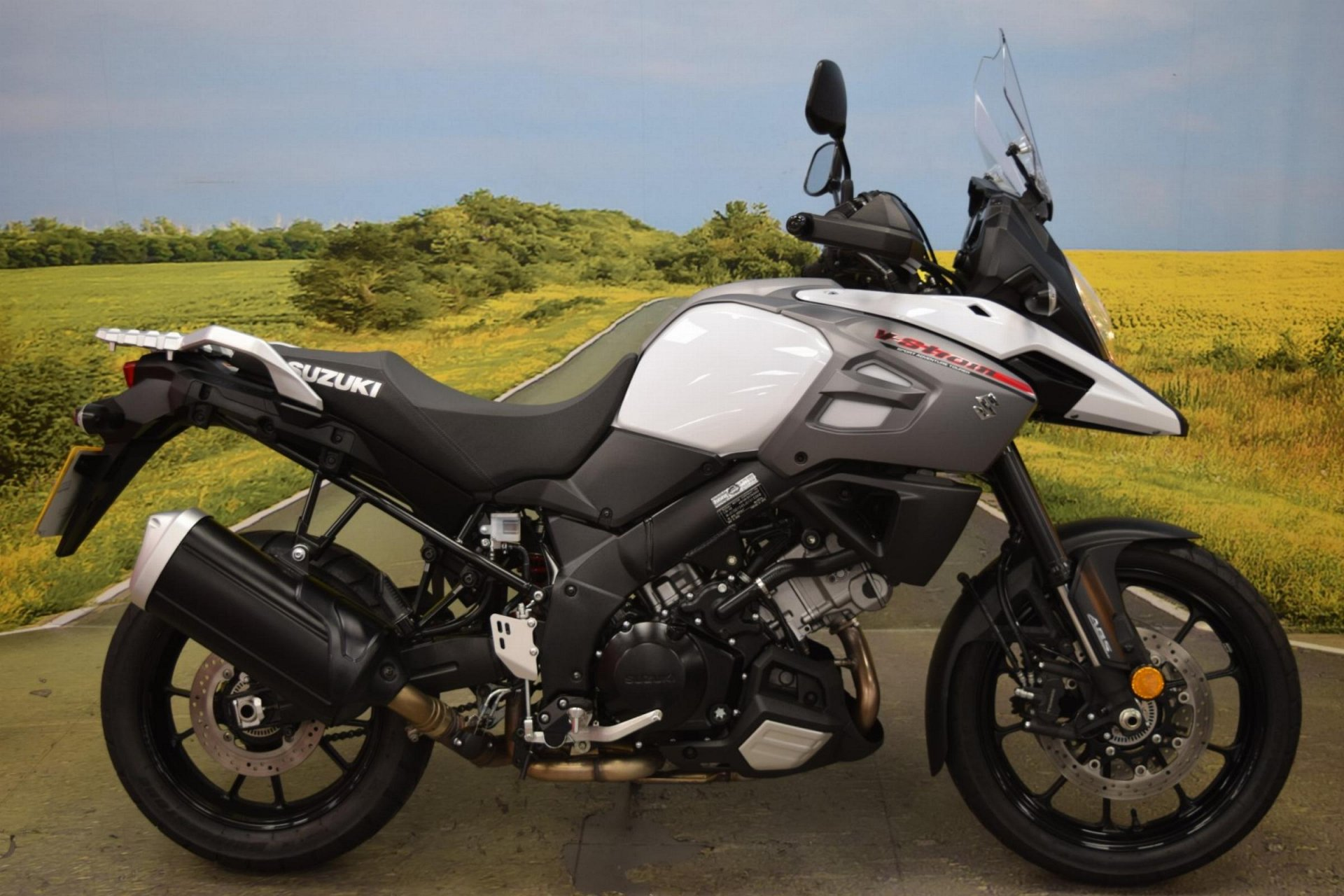 2017 Suzuki V Strom 1000 for sale in Staffordshire