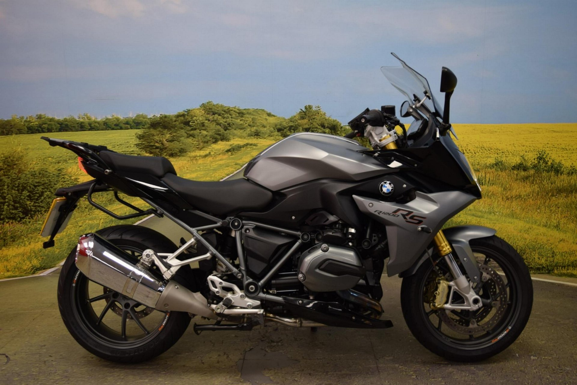 2016 BMW R 1200 RS Sport SE for sale in Staffordshire