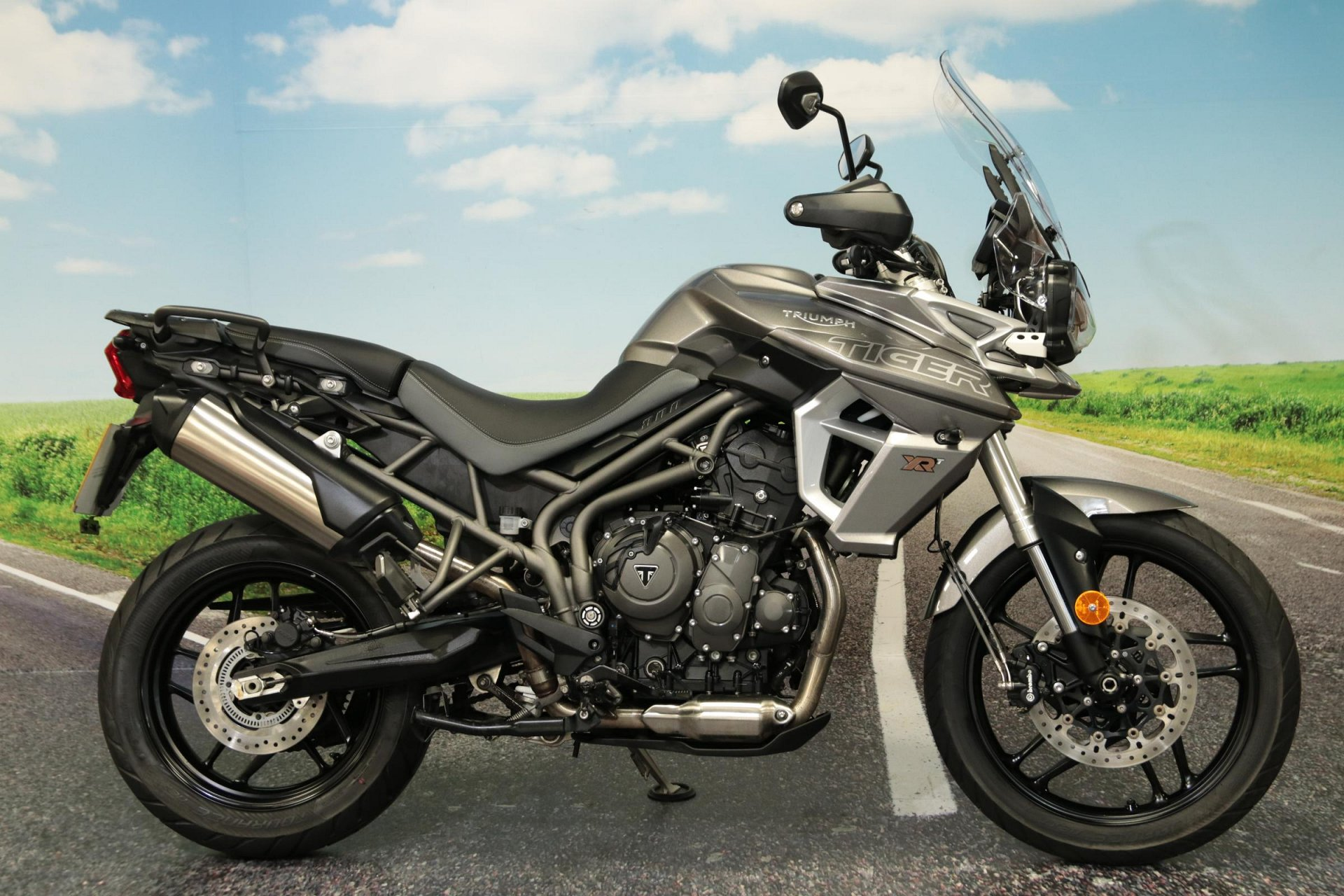 2018 Triumph Tiger 800 XRT for sale in South Wales