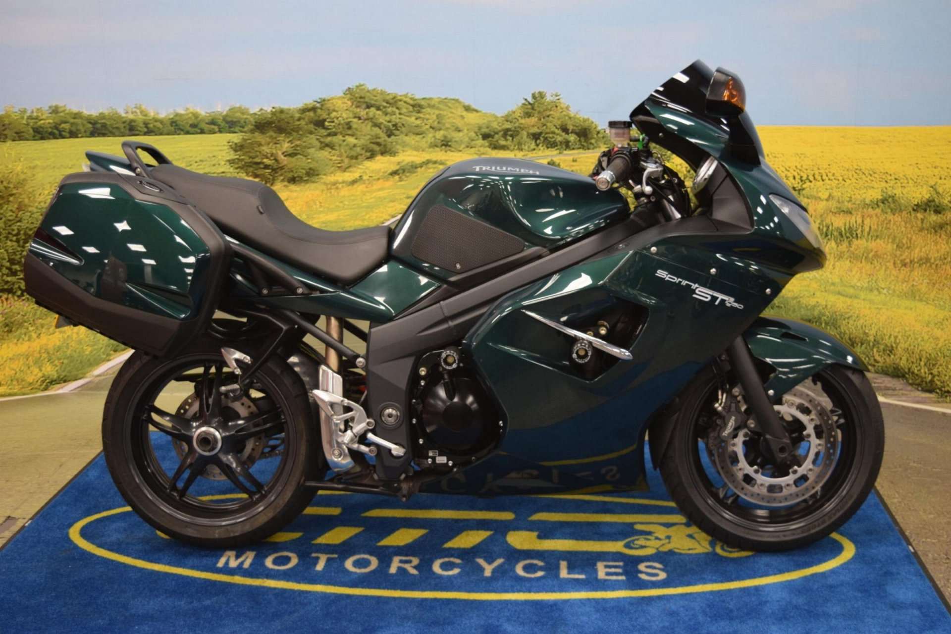 2011 Triumph Sprint ST1050 for sale in Staffordshire