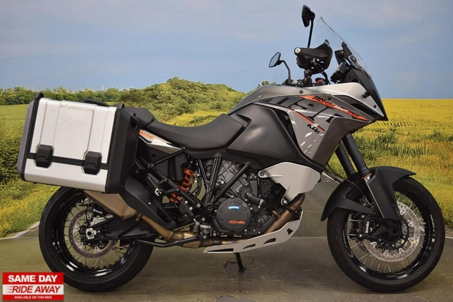 2016 KTM 1190 Adventure for sale in Derbyshire