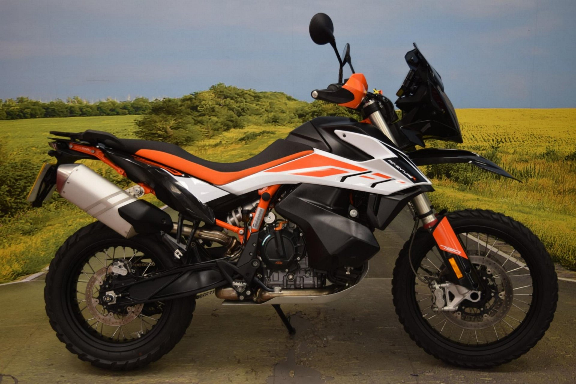 2019 KTM 790 Adventure R for sale in Staffordshire
