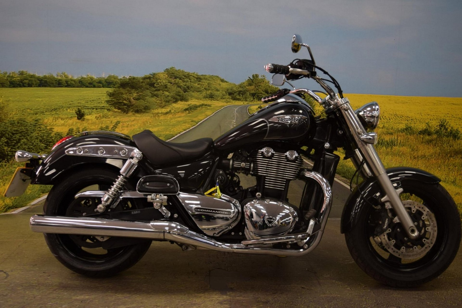 2016 Triumph Thunderbird Commander for sale in Staffordshire