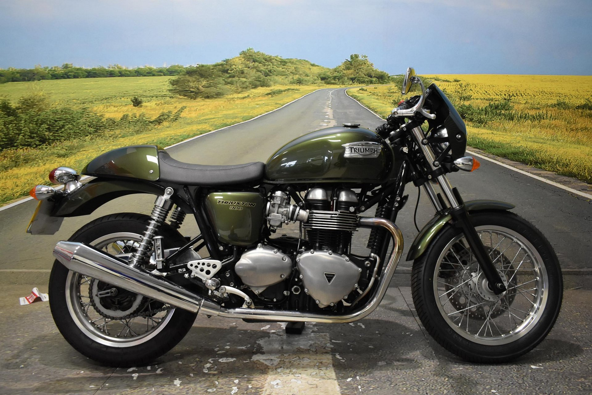 2015 Triumph Thruxton for sale in South Wales