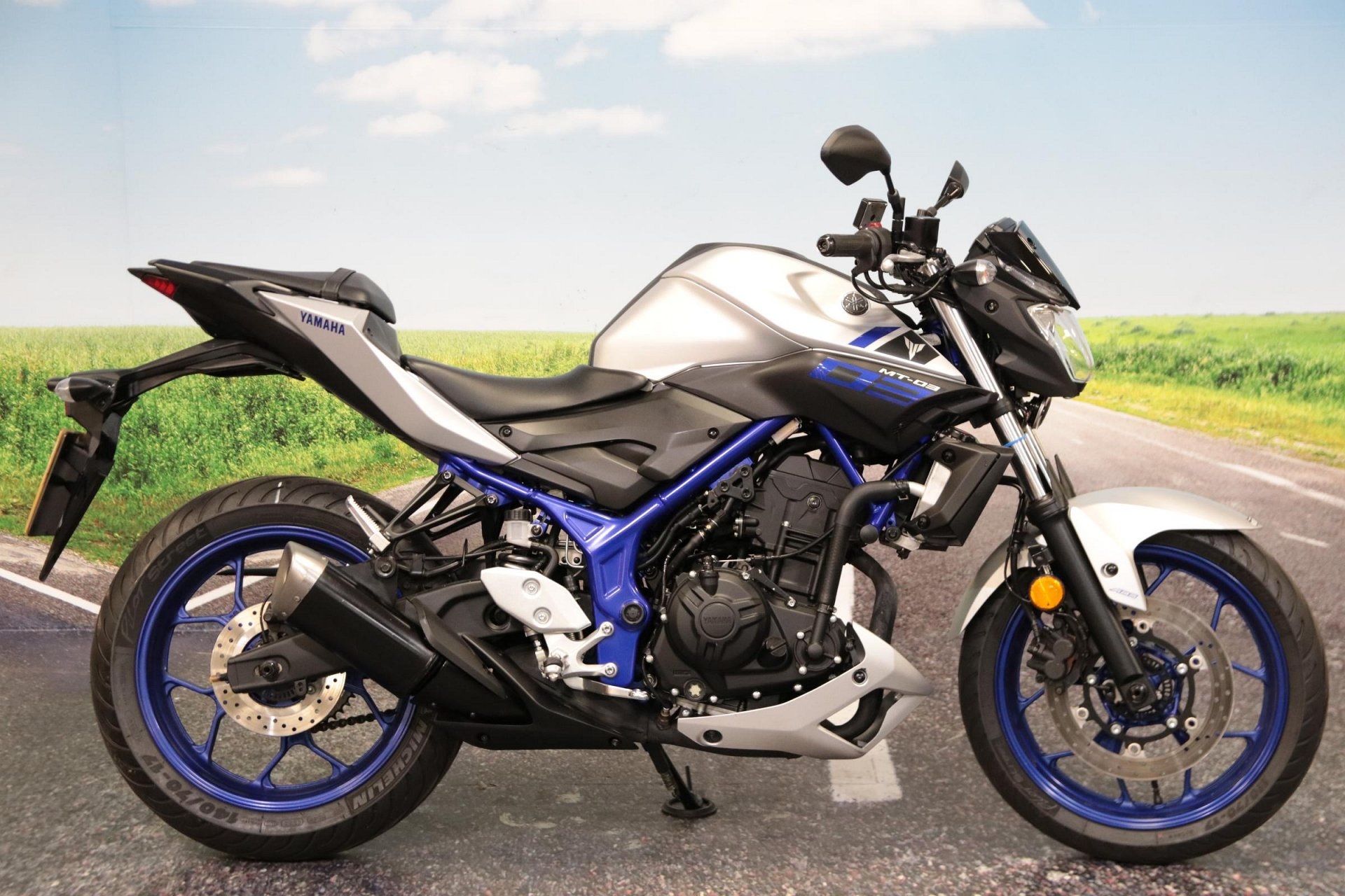 2016 Yamaha MT-03 ABS for sale in South Wales