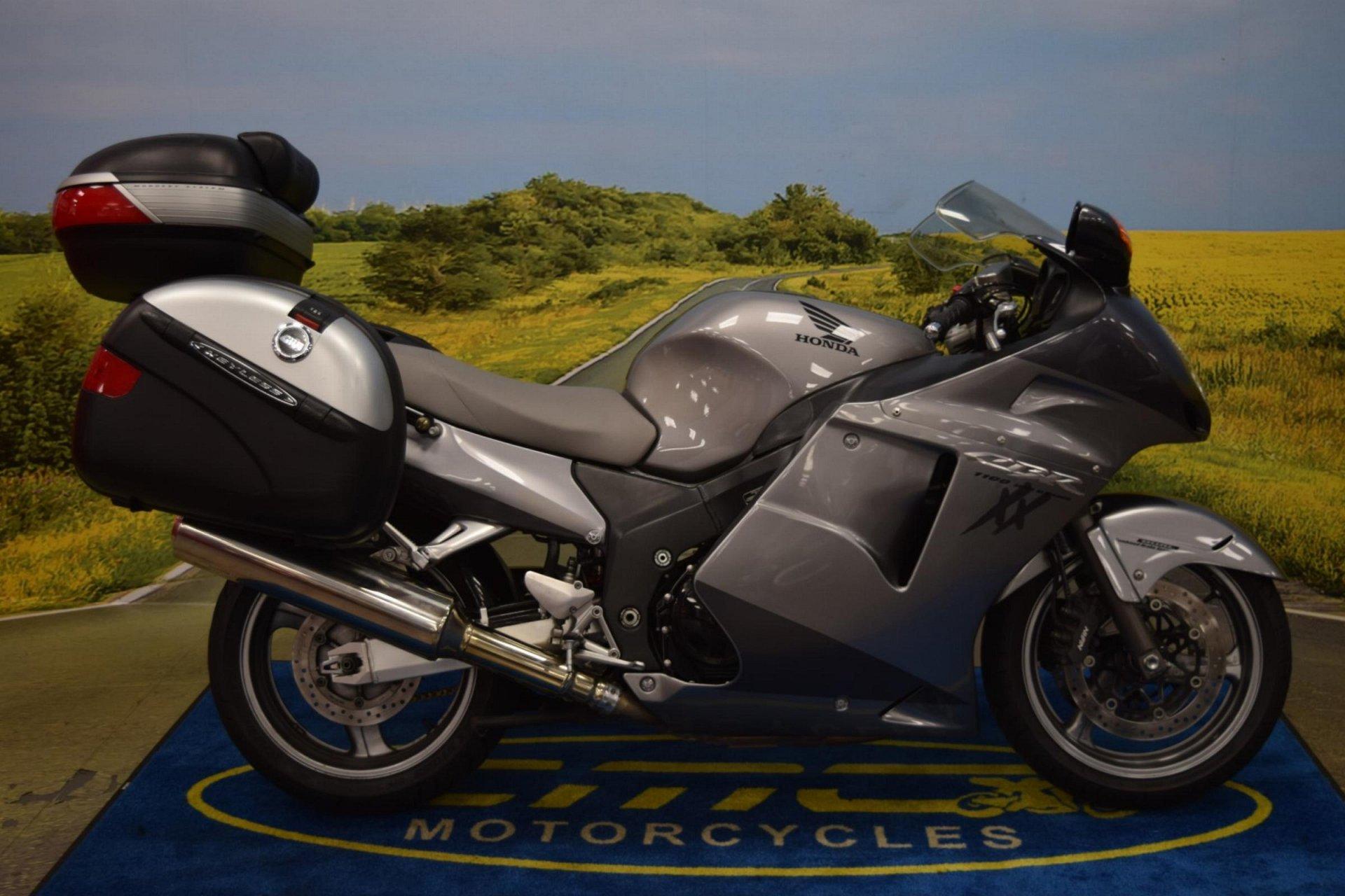 2005 Honda CBR1100XX Super Blackbird for sale in Staffordshire