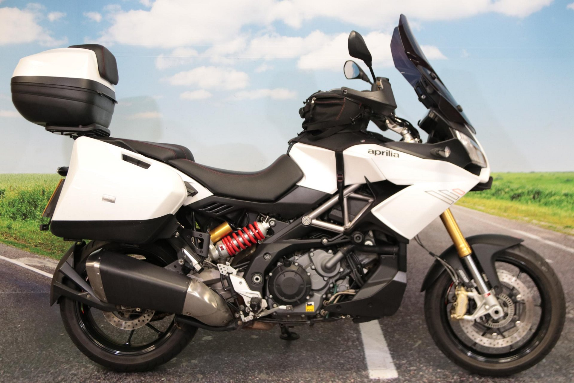 2015 Aprilia Caponord 1200 ABS for sale in South Wales