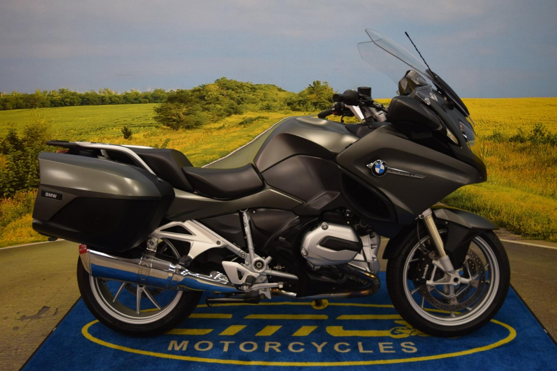 2015 BMW R 1200 RT LE for sale in Staffordshire