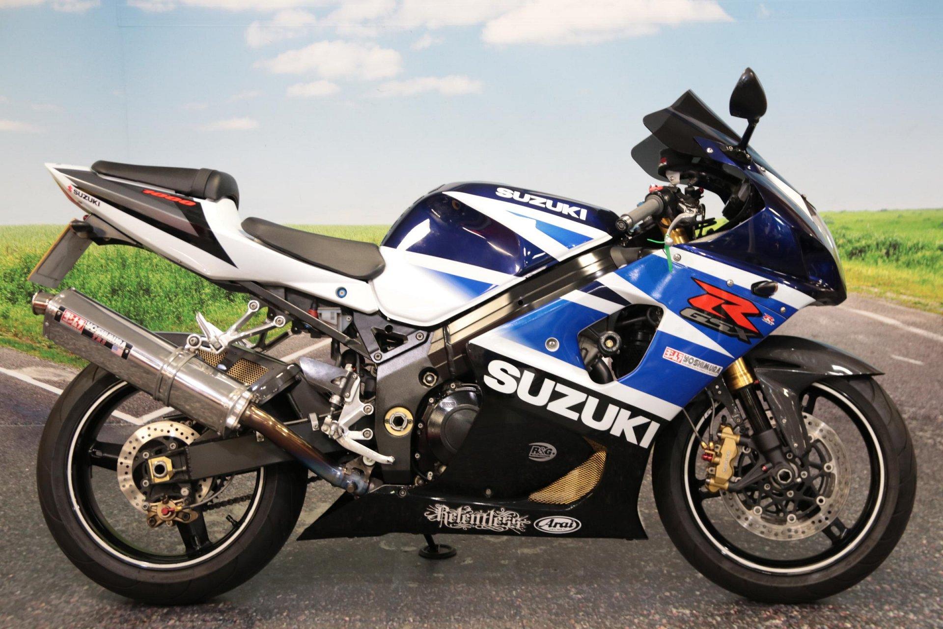 2003 Suzuki GSXR1000 for sale in South Wales