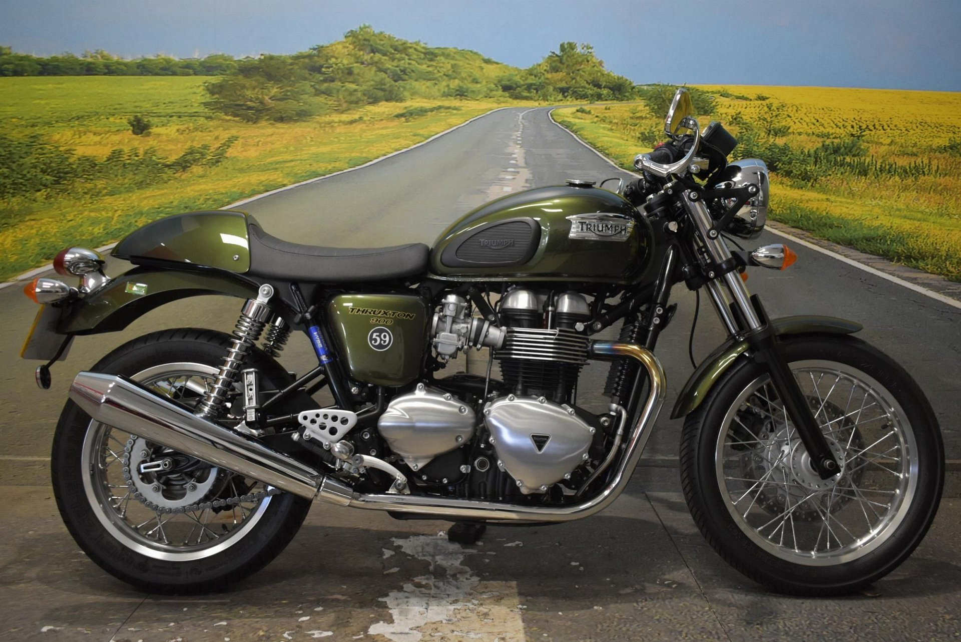 2014 Triumph Thruxton for sale in Derbyshire