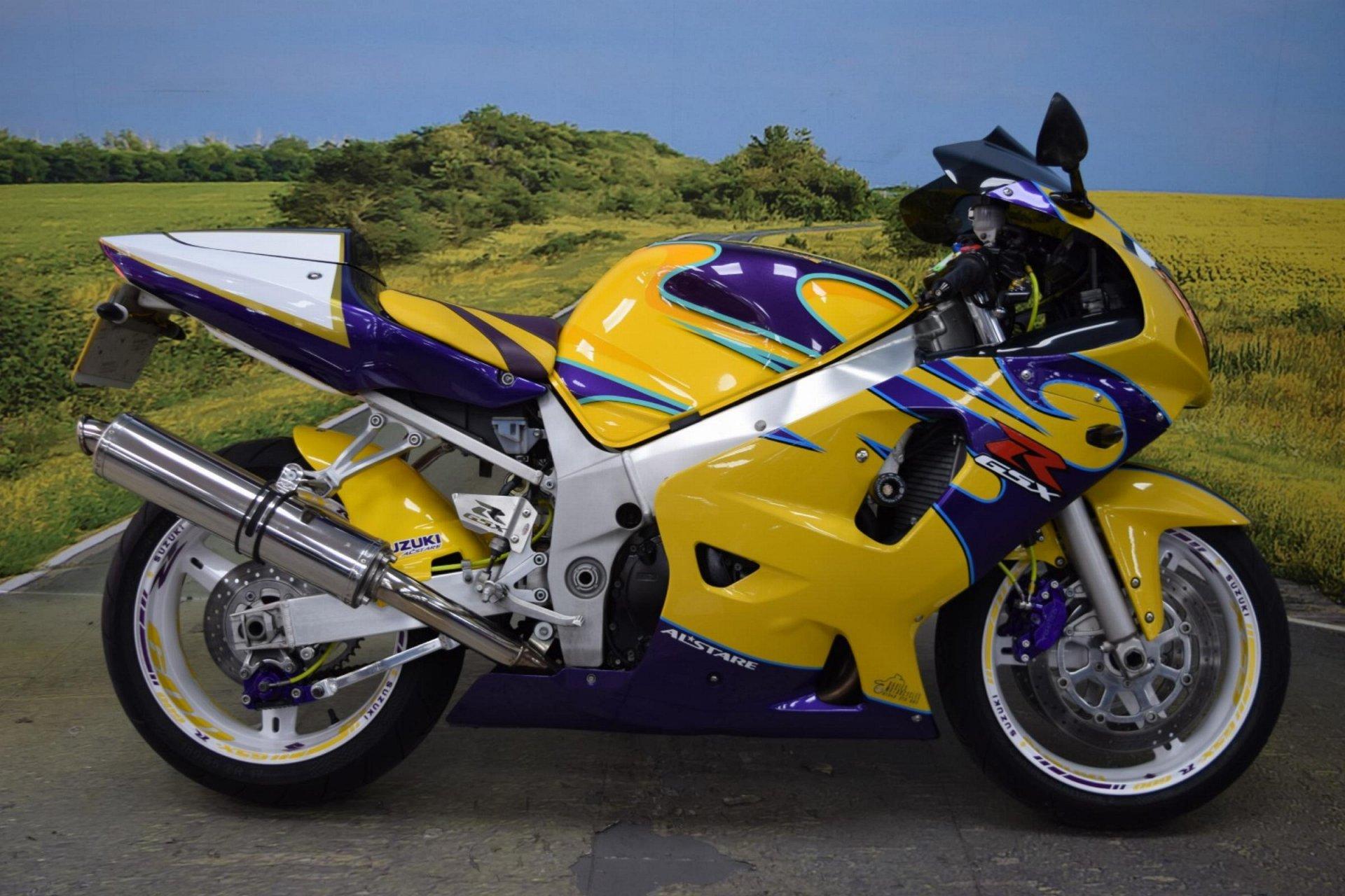 2003 Suzuki GSXR 600 for sale in Staffordshire
