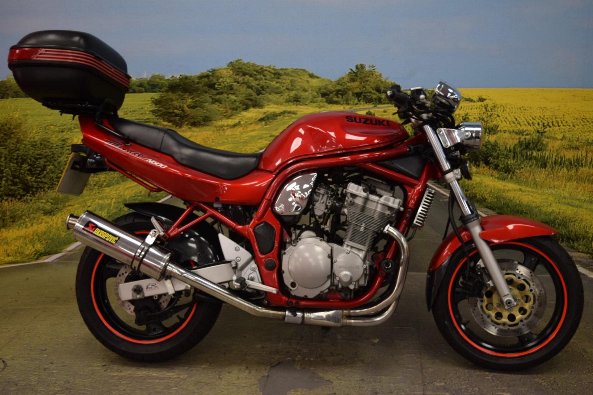 1999 Suzuki GSF 600 for sale in Staffordshire