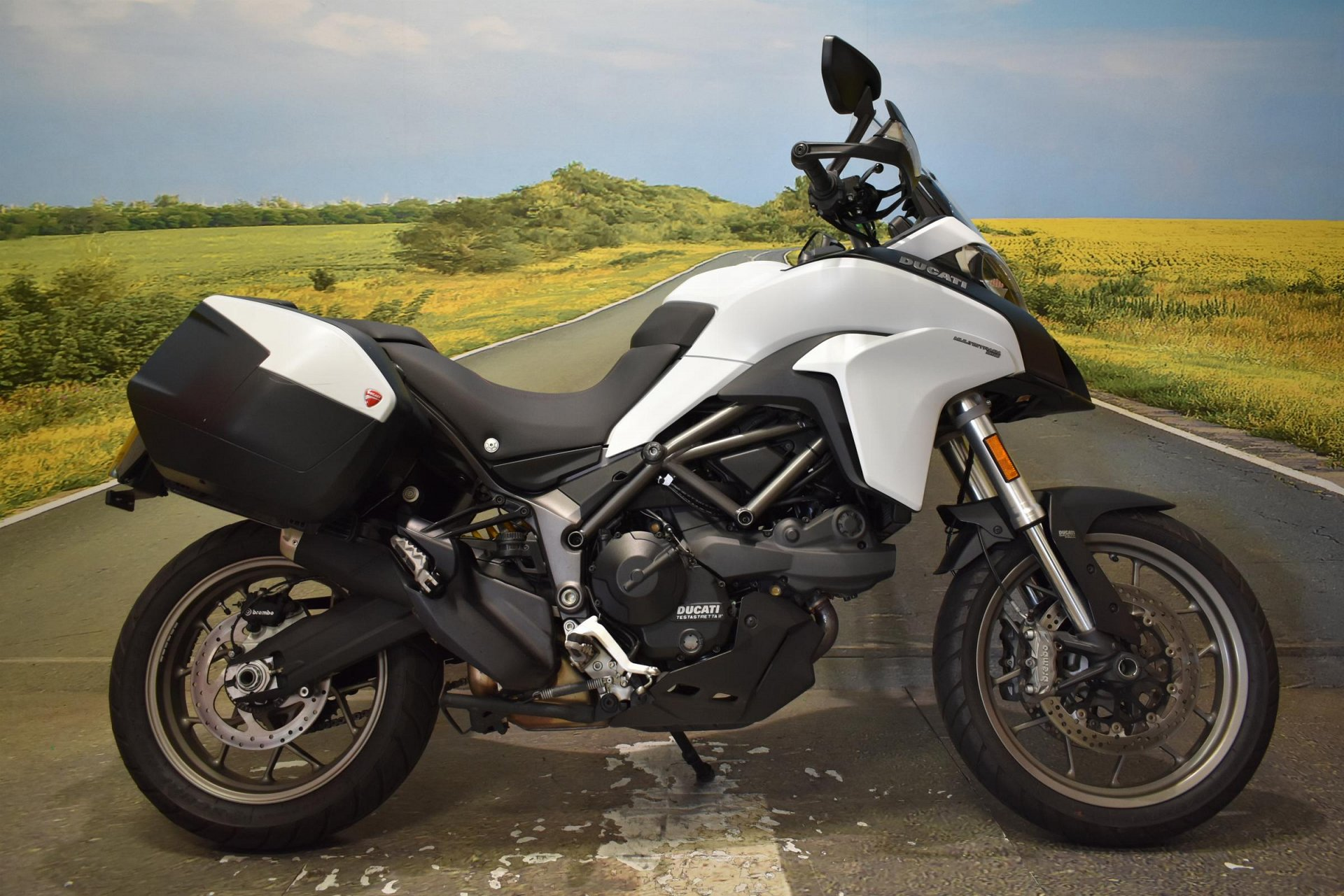2017 Ducati Multistrada 950 for sale in Derbyshire