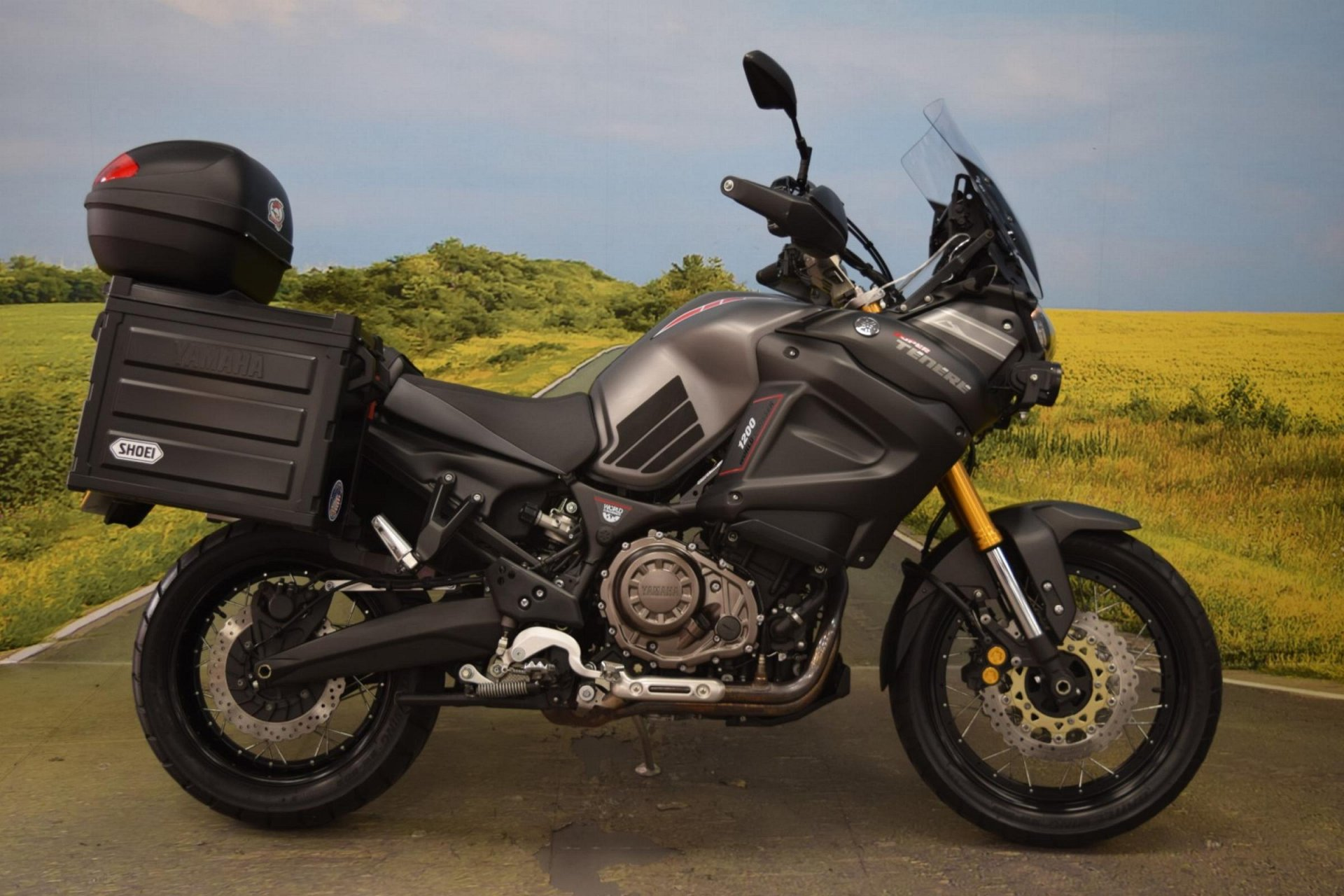 2016 Yamaha XT1200Z Super Tenere for sale in Staffordshire