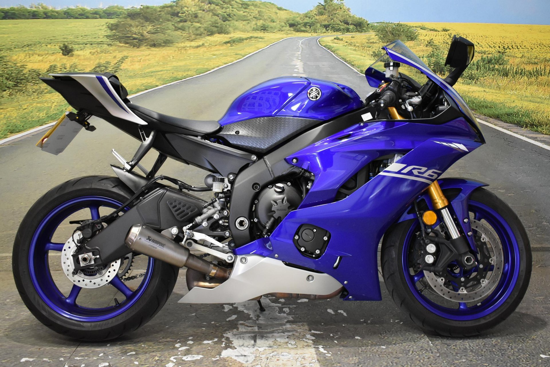 2017 Yamaha R6 for sale in Derbyshire