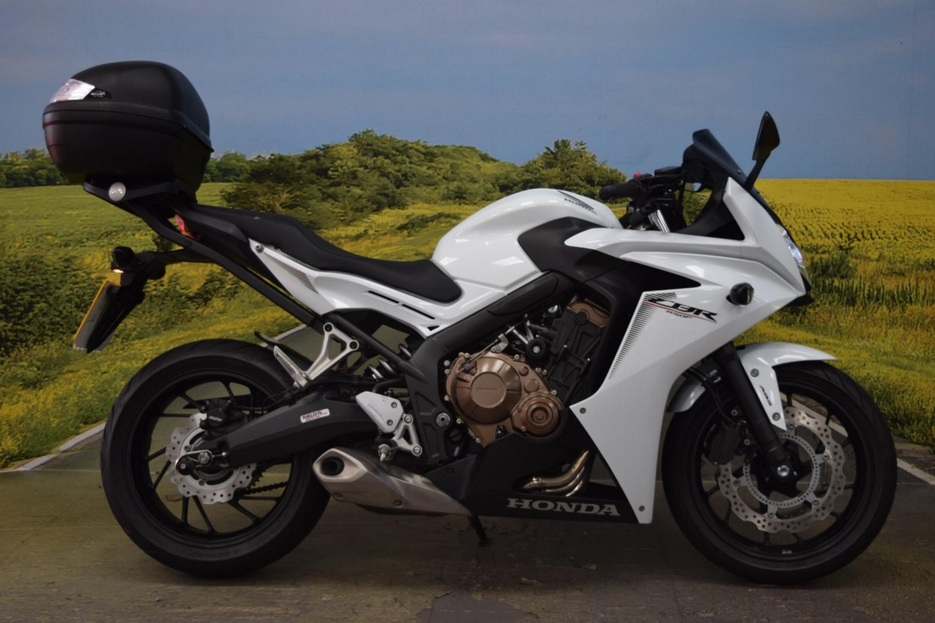 2018 Honda CBR 650F for sale in Staffordshire