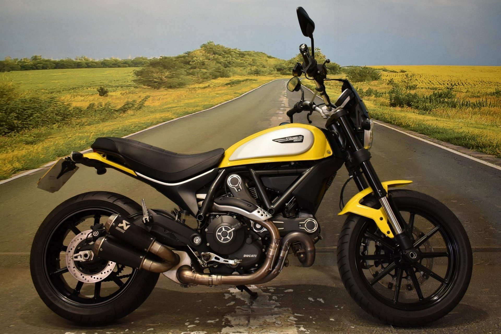 2017 Ducati Scrambler for sale in Derbyshire