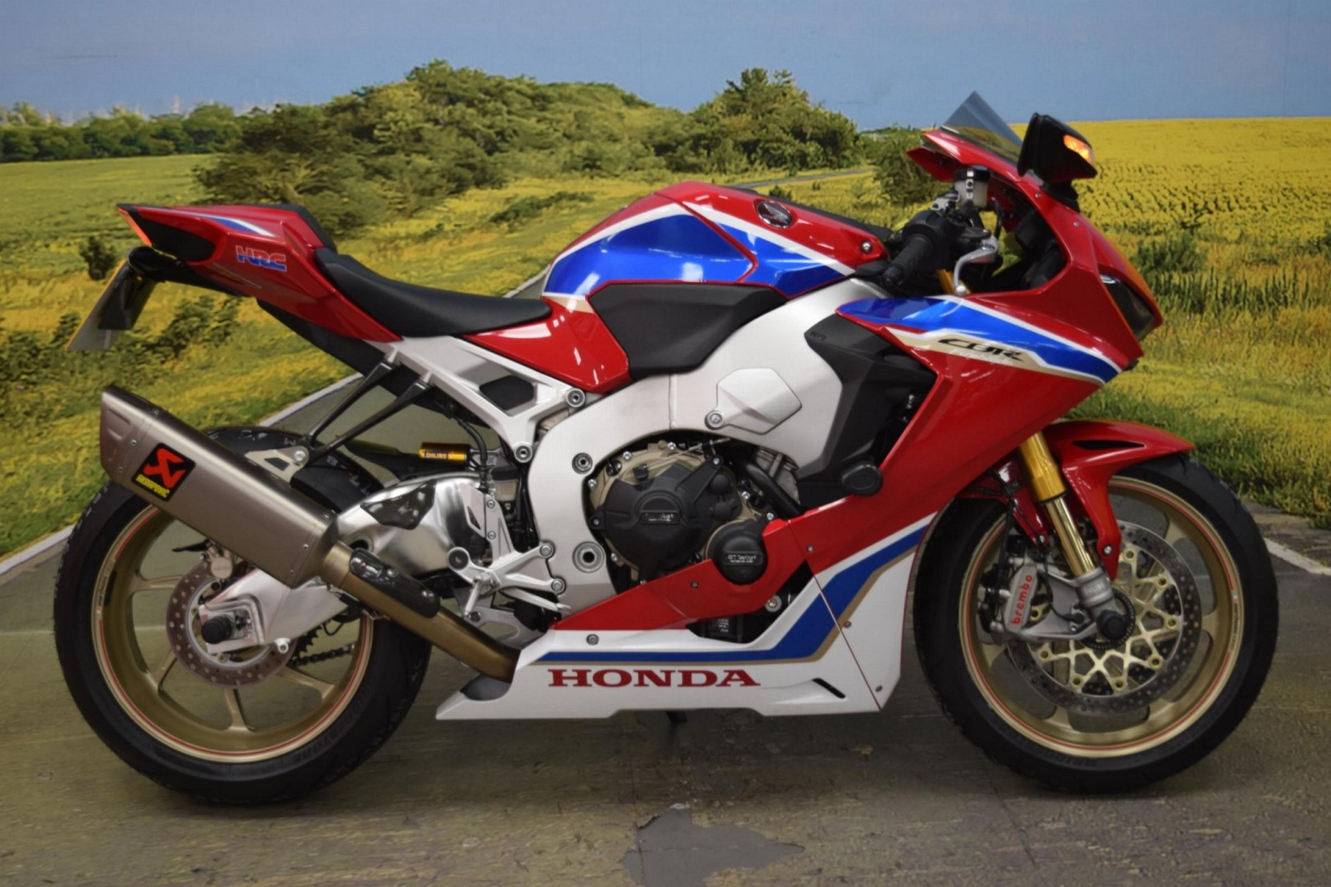 2018 Honda CBR 1000 SP2 for sale in Staffordshire
