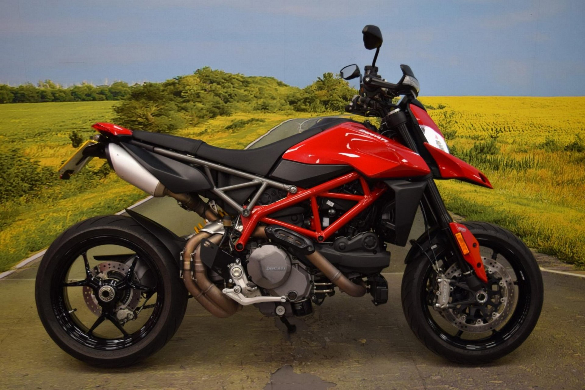 2019 Ducati Hypermotard 950 for sale in Staffordshire