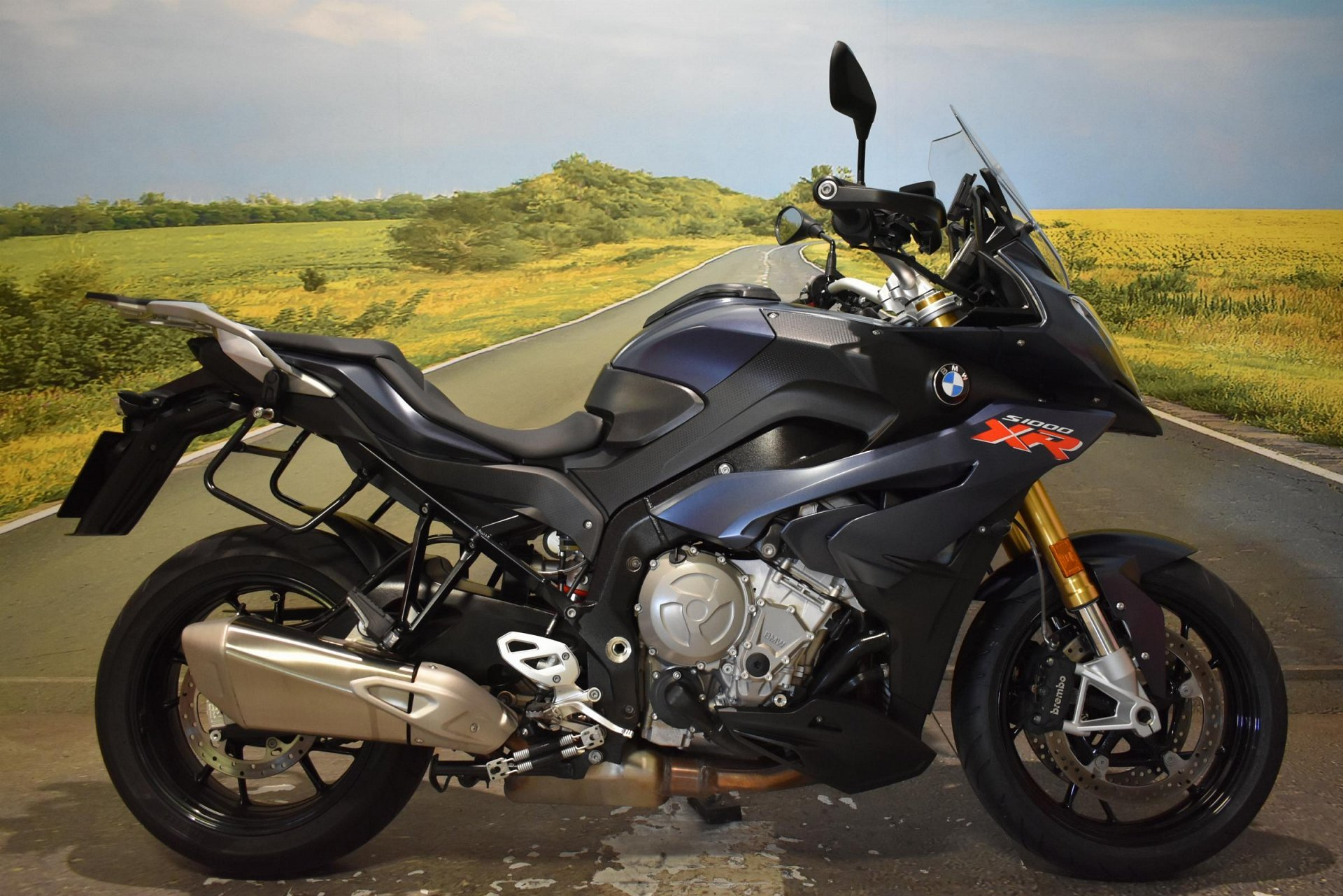 2017 BMW S 1000 XR Sport SE Low for sale in Derbyshire