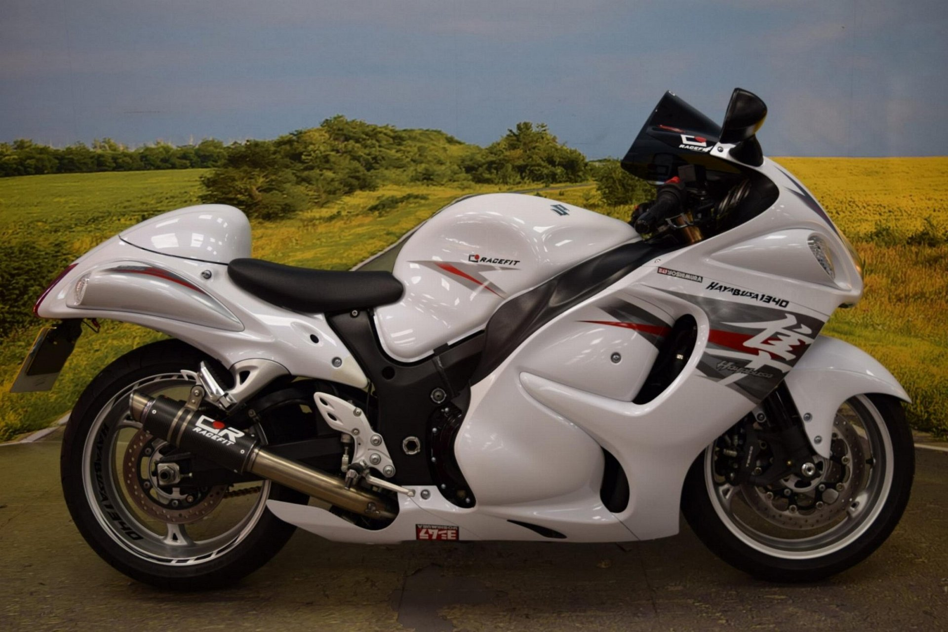 2012 Suzuki Hayabusa GSX 1300 R for sale in Staffordshire
