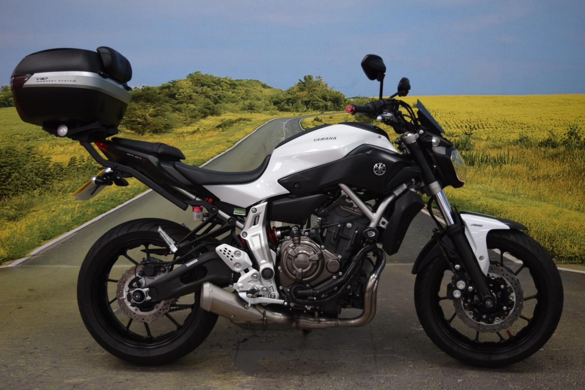2014 Yamaha MT 07 for sale in Staffordshire