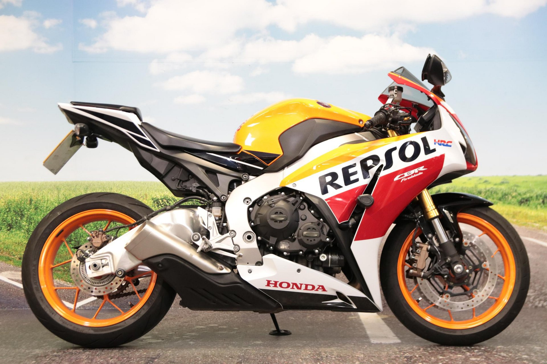 2016 Honda CBR 1000 RA-G for sale in South Wales