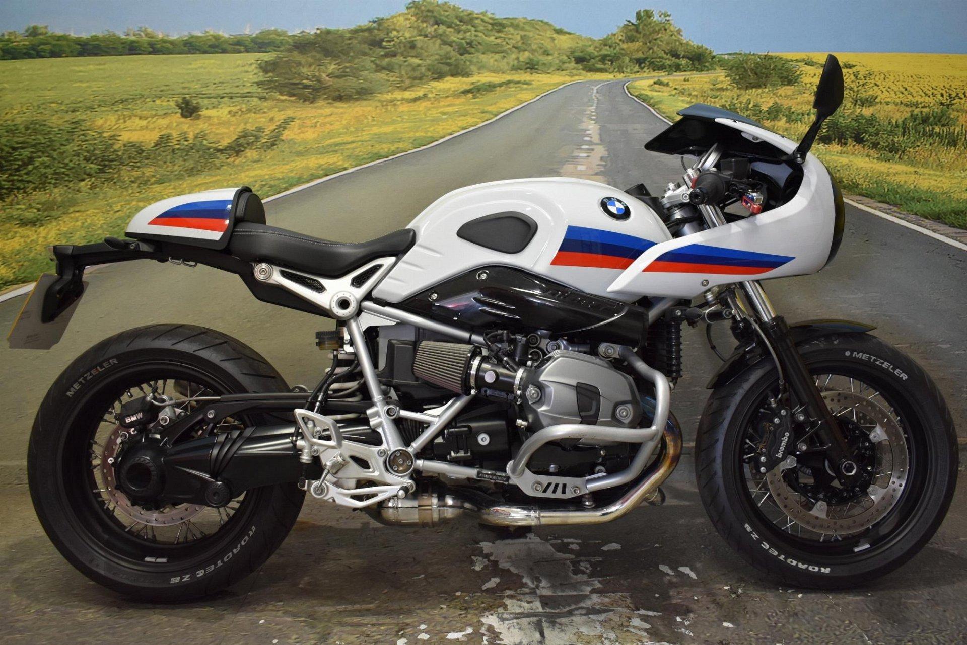 2017 BMW R Nine T Racer for sale in Derbyshire