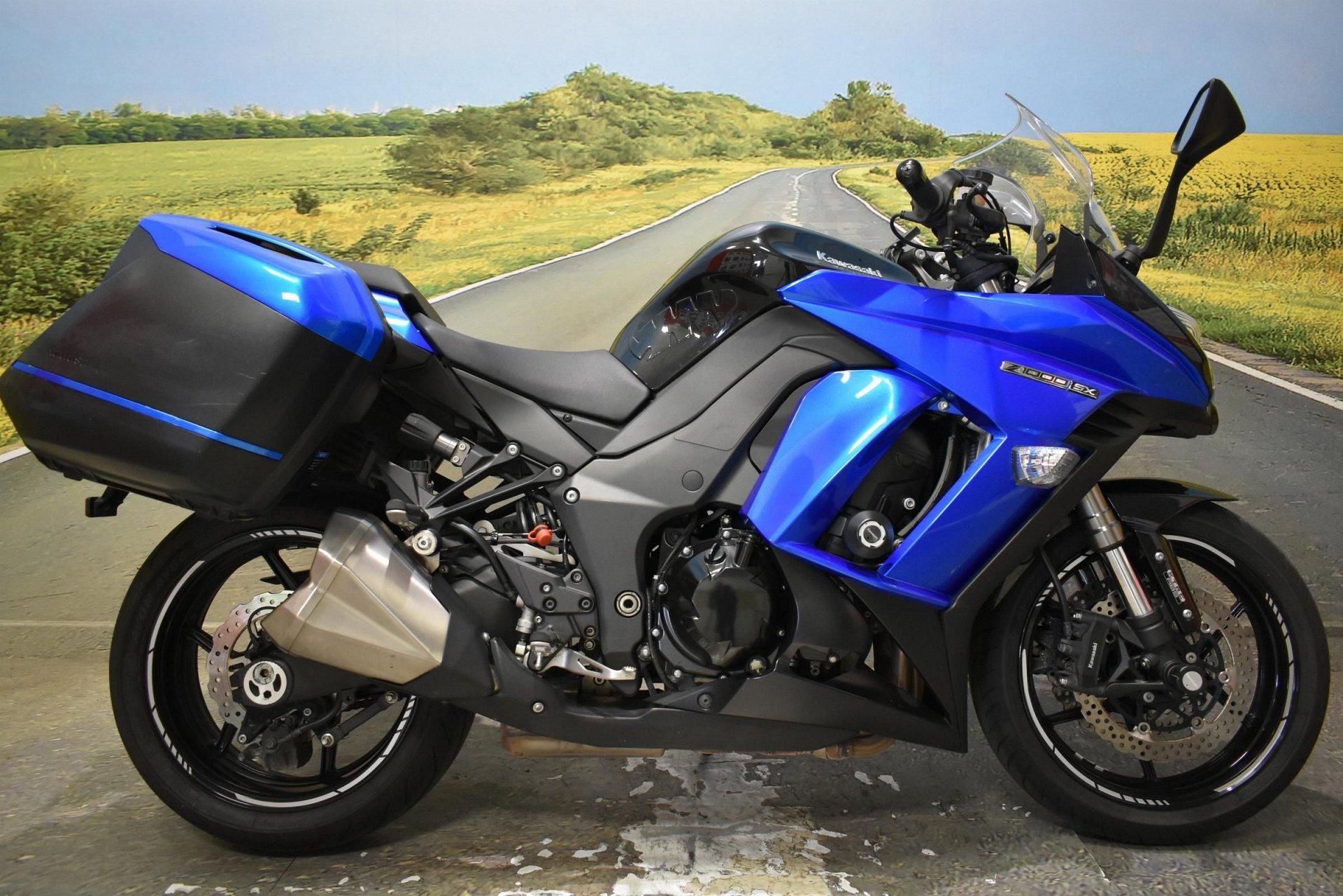 2016 Kawasaki Z1000SX for sale in Derbyshire