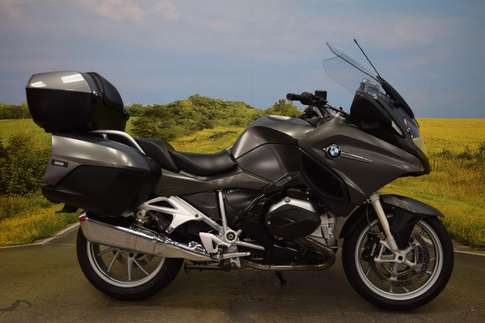 2015 BMW R1200 RT LE for sale in Staffordshire