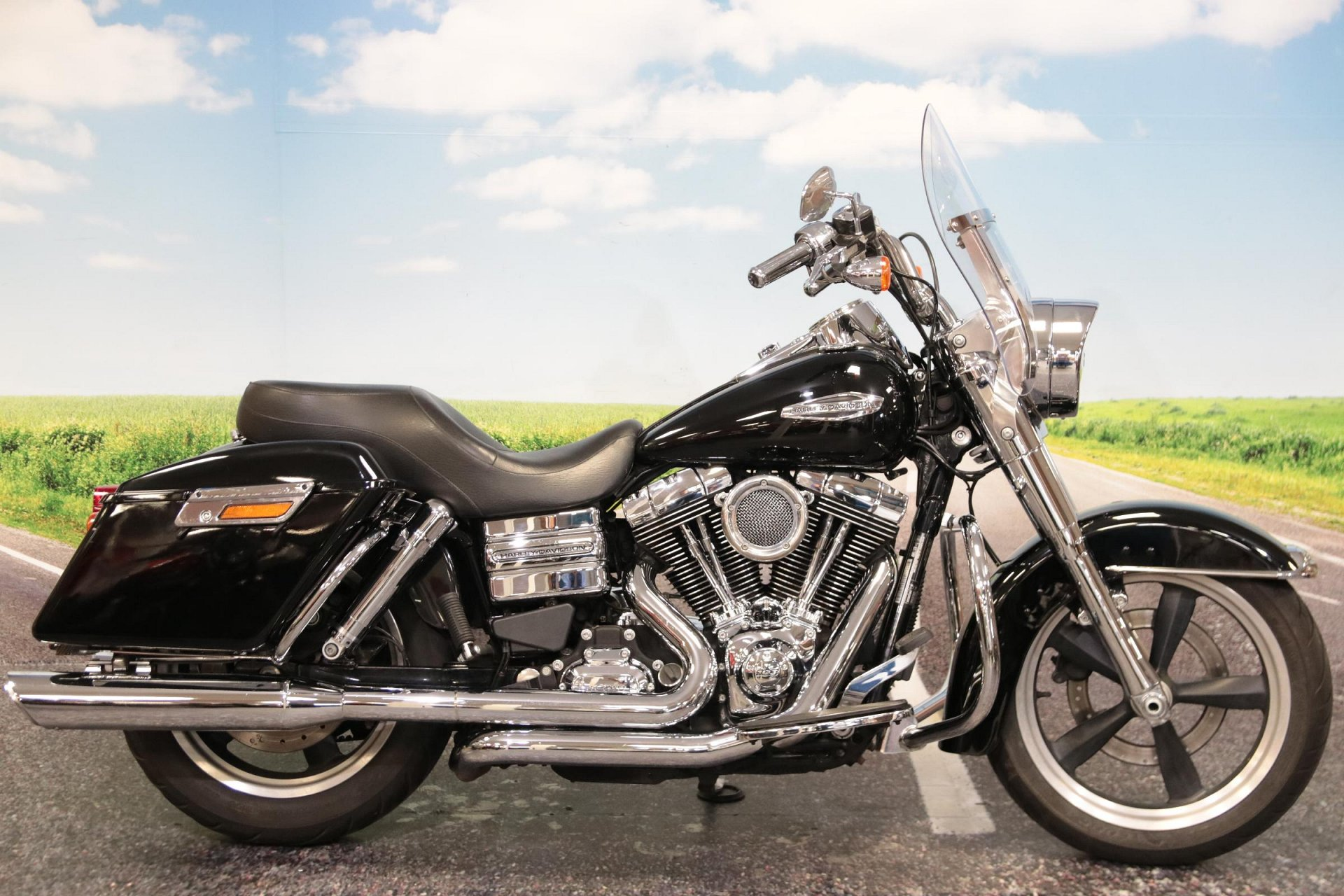 2015 Harley Davidson FLD 103 Switchback 1690 for sale in South Wales