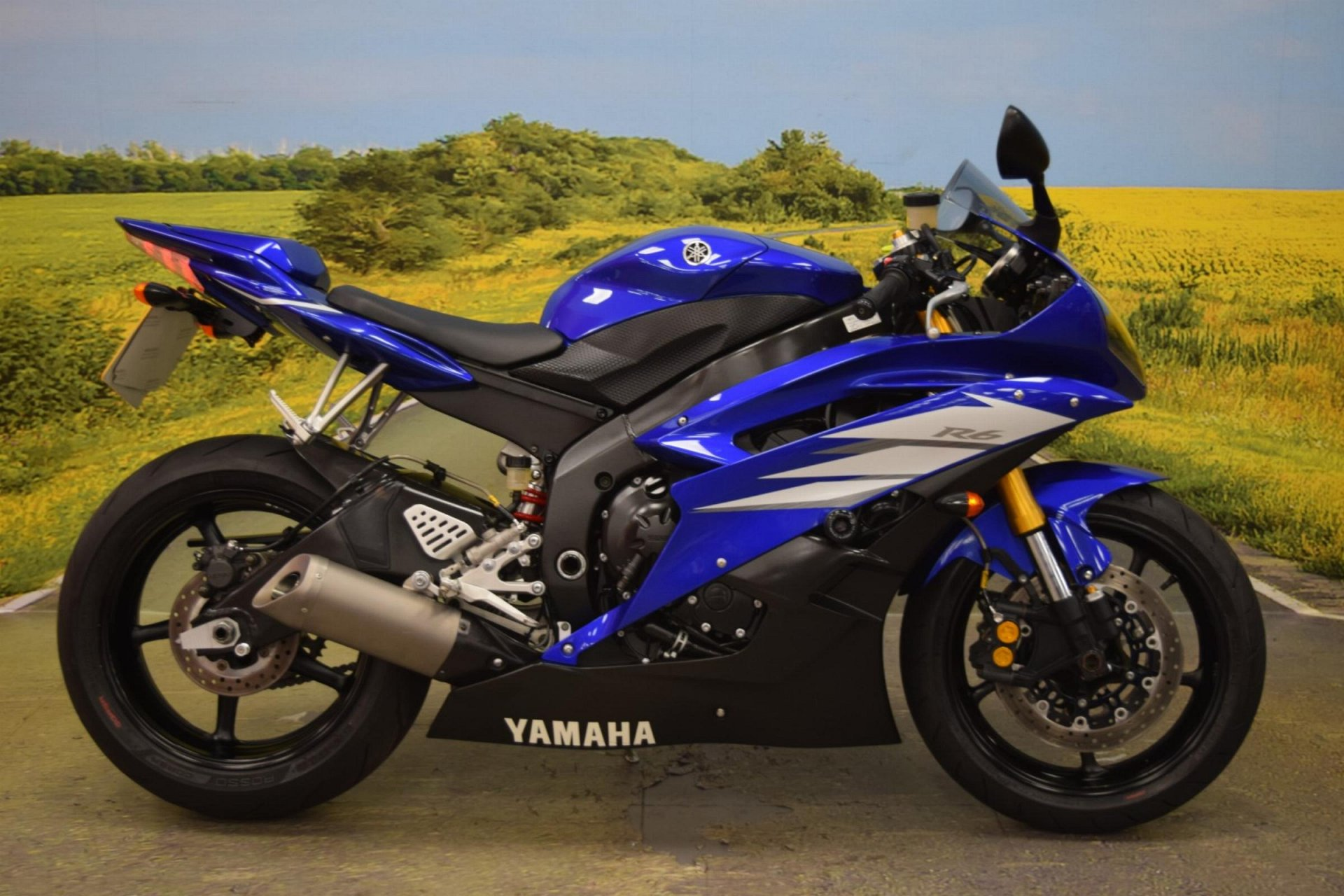 2006 Yamaha YZF R6 for sale in Staffordshire