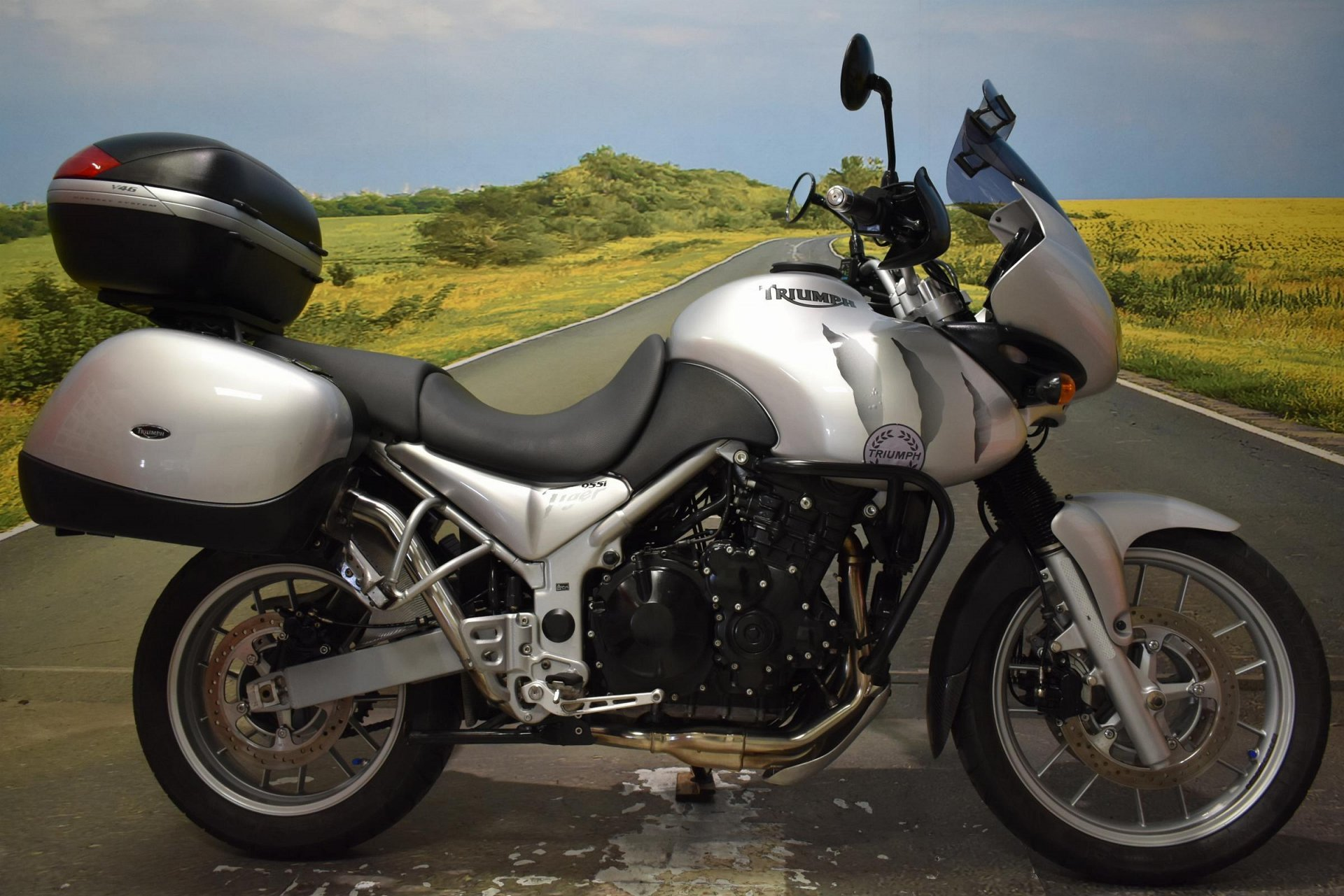 2007 Triumph Tiger 955i for sale in Derbyshire