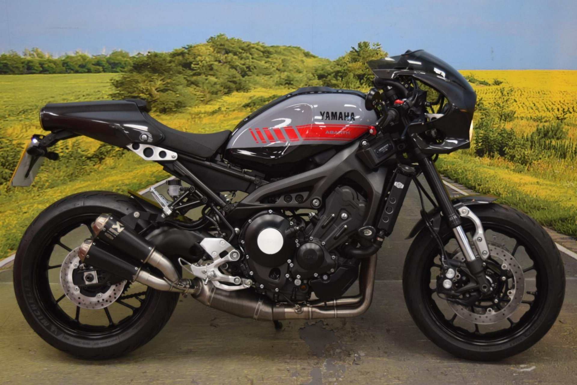2017 Yamaha XSR 900 Abarth for sale in Staffordshire