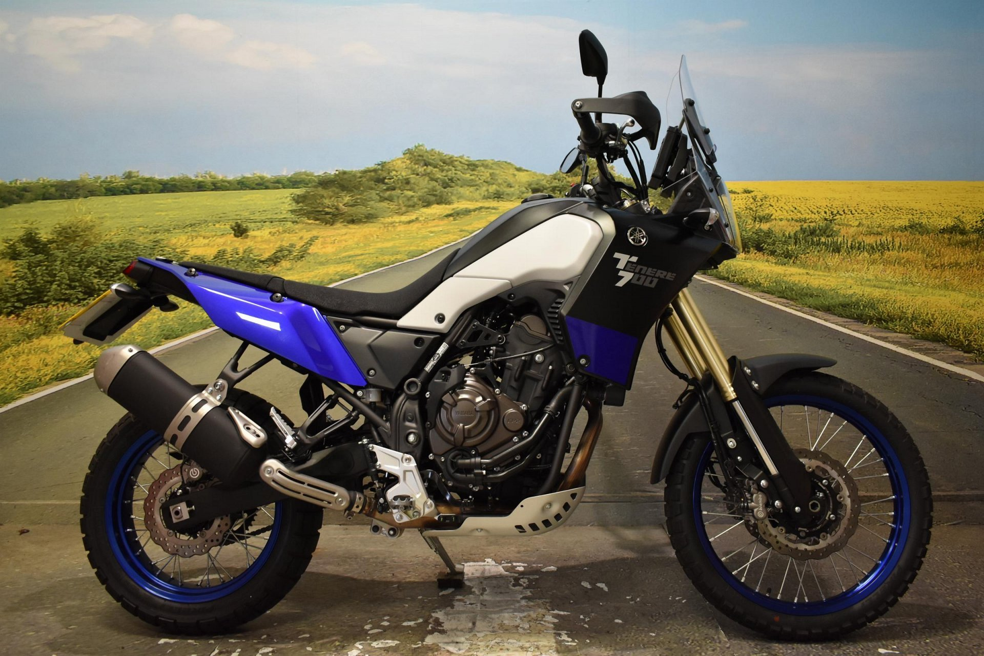 2020 Yamaha Tenere 700 for sale in Derbyshire