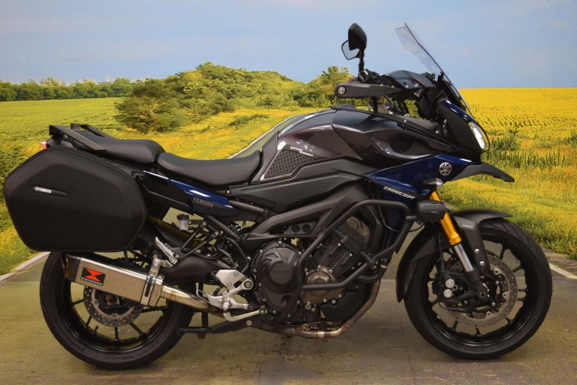 2016 Yamaha Tracer 900 for sale in Staffordshire
