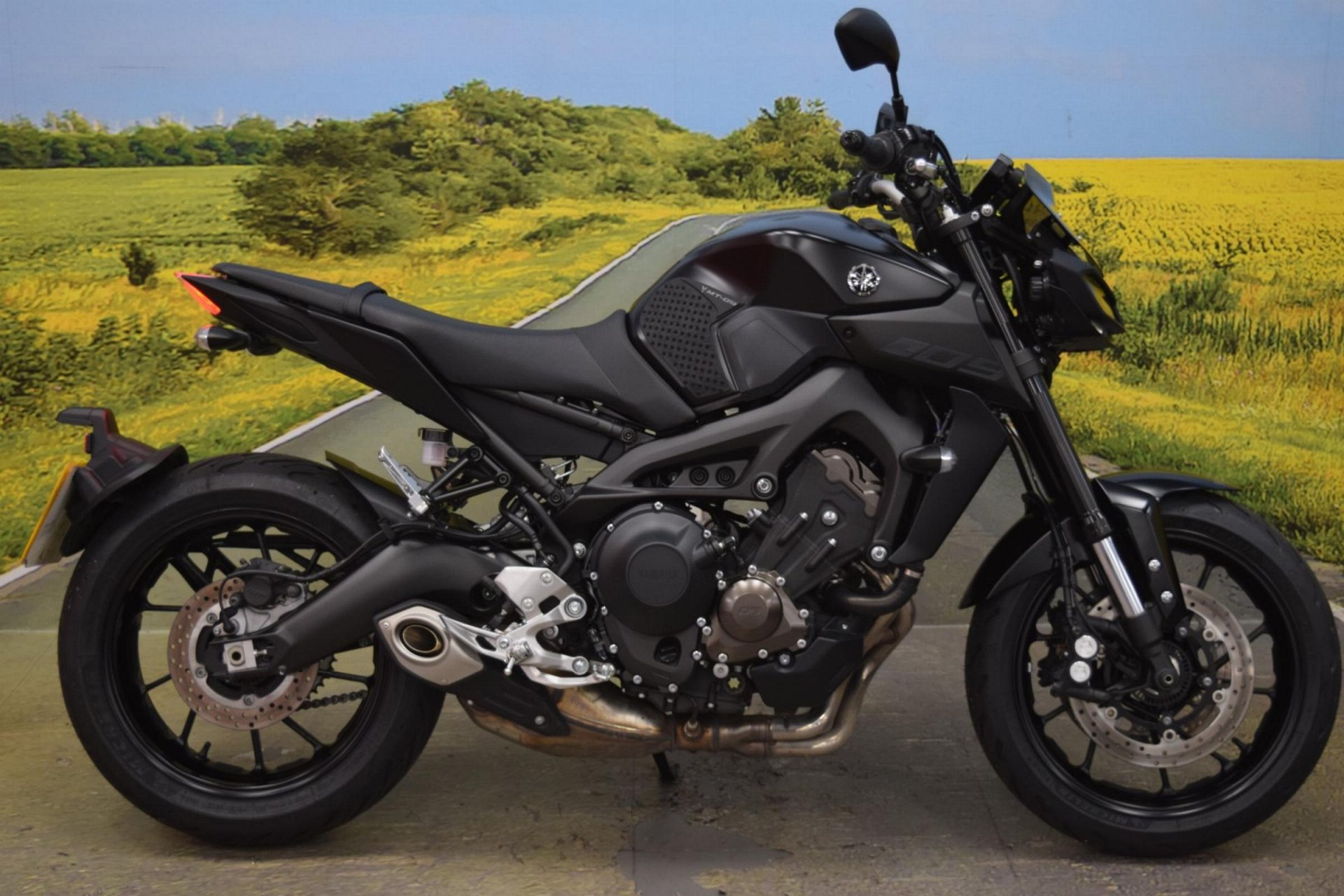 2019 Yamaha MT 09 for sale in Staffordshire