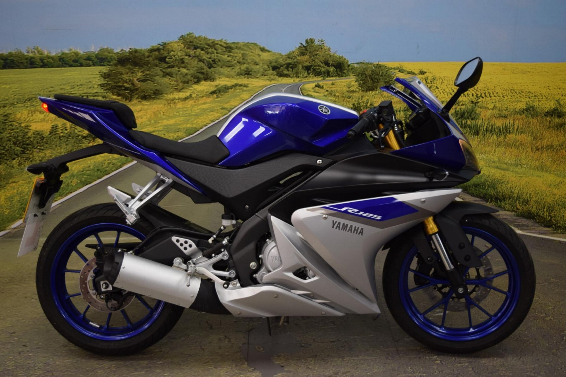 2016 Yamaha YZF R125 for sale in Staffordshire