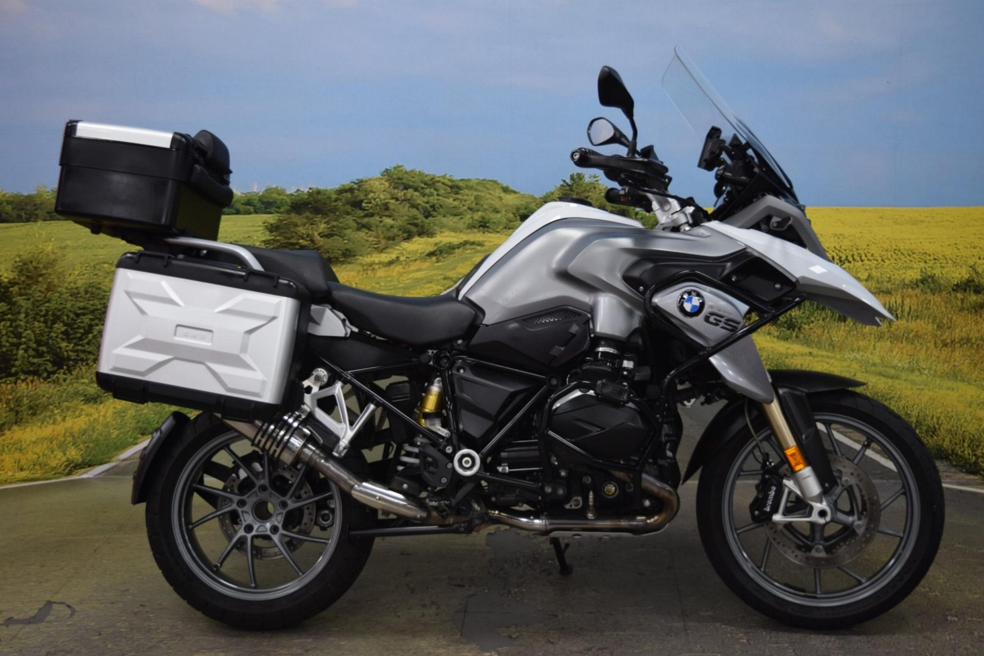 2016 BMW R1200 GS TE Alpine for sale in Staffordshire