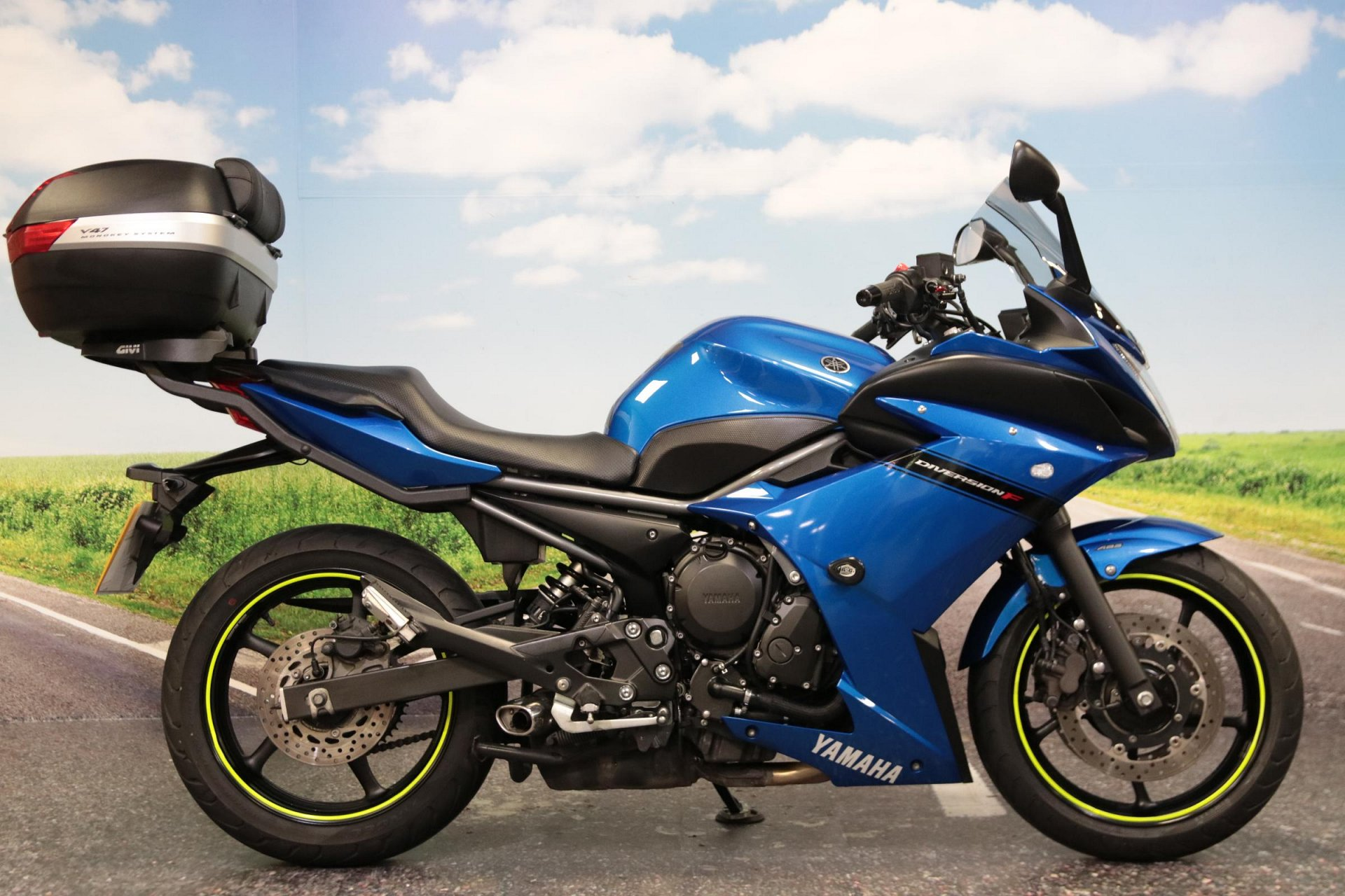2012 Yamaha XJ6F Diversion for sale in South Wales