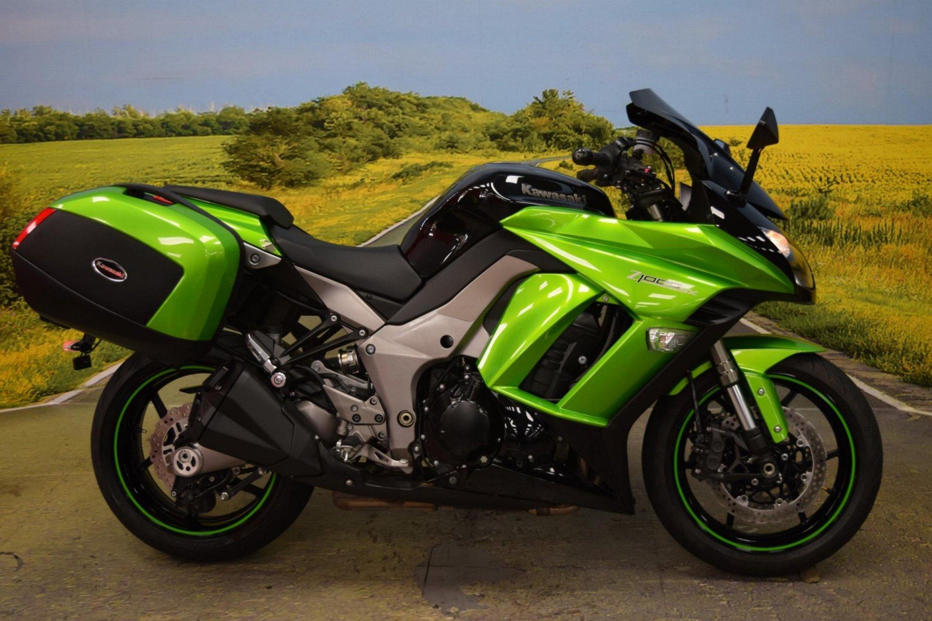 2014 Kawasaki Z1000 SX for sale in Staffordshire