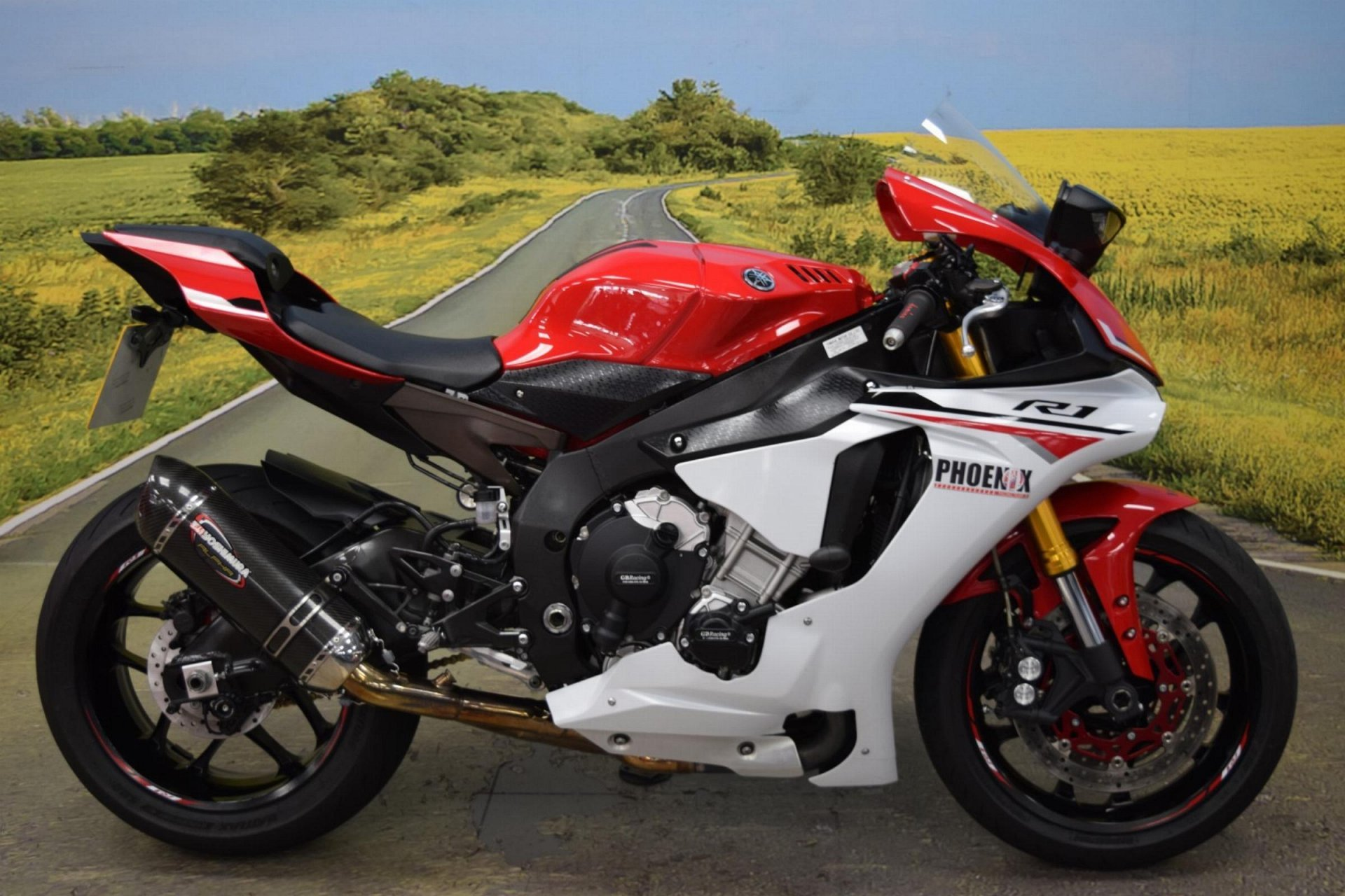 2015 Yamaha YZF R1 for sale in Staffordshire