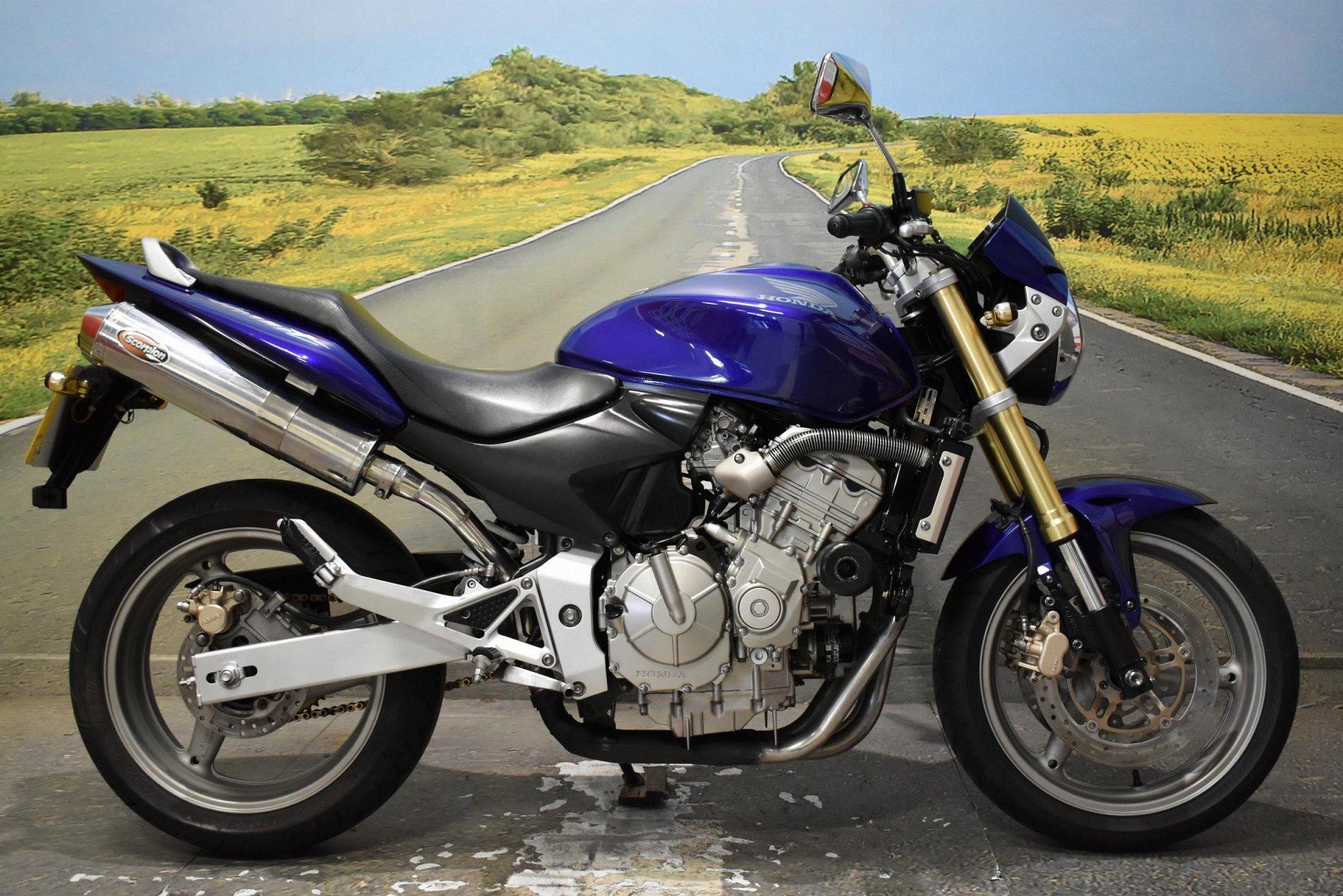 2007 Honda CB600F for sale in Derbyshire
