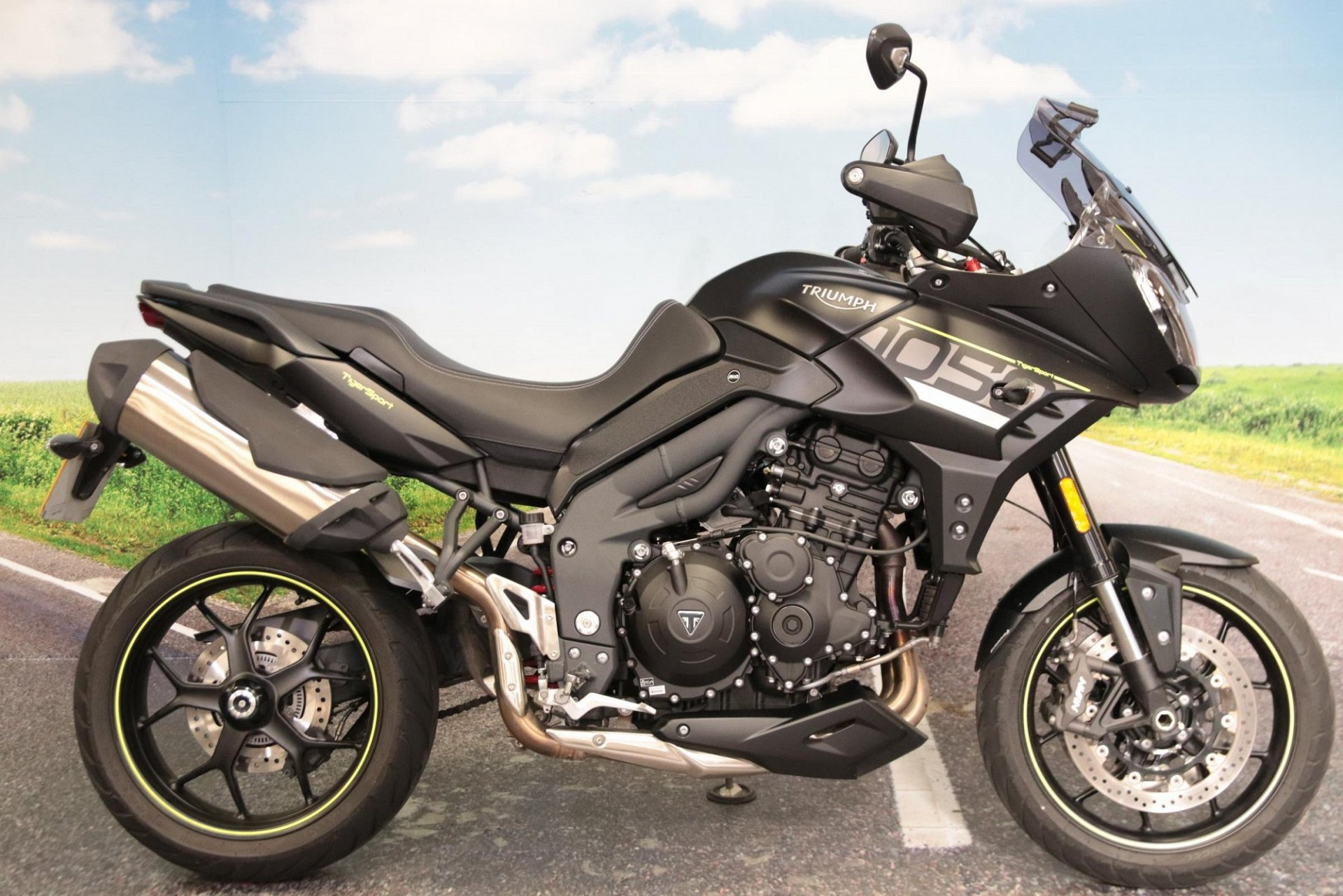 2018 Triumph Tiger Sport for sale in South Wales