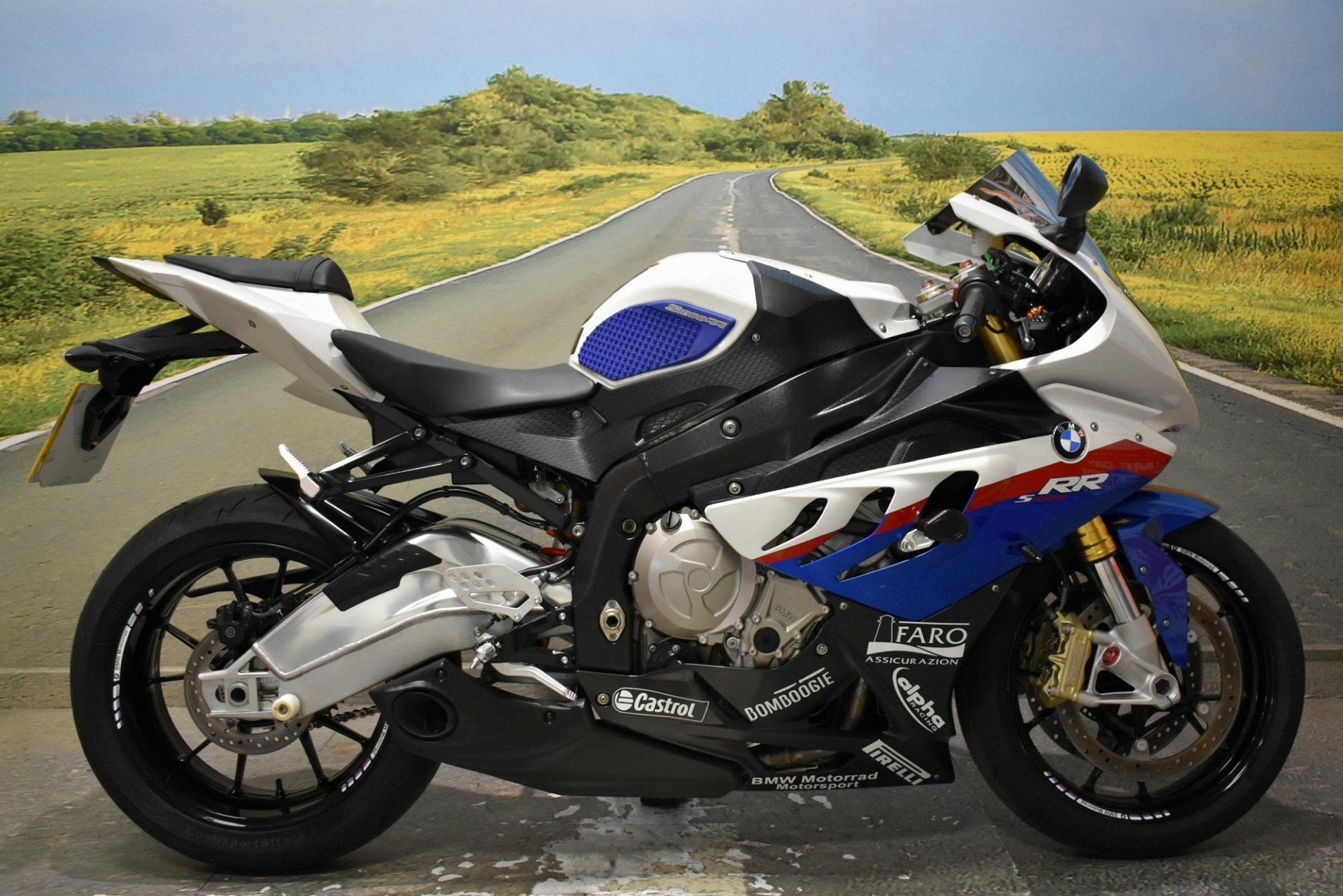 2010 BMW S1000RR Sport for sale in Derbyshire