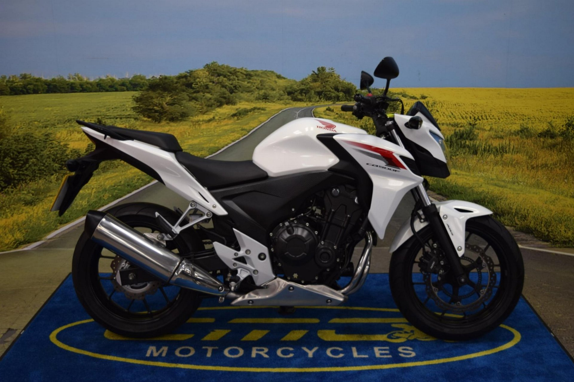 2015 Honda CB 500 for sale in Staffordshire