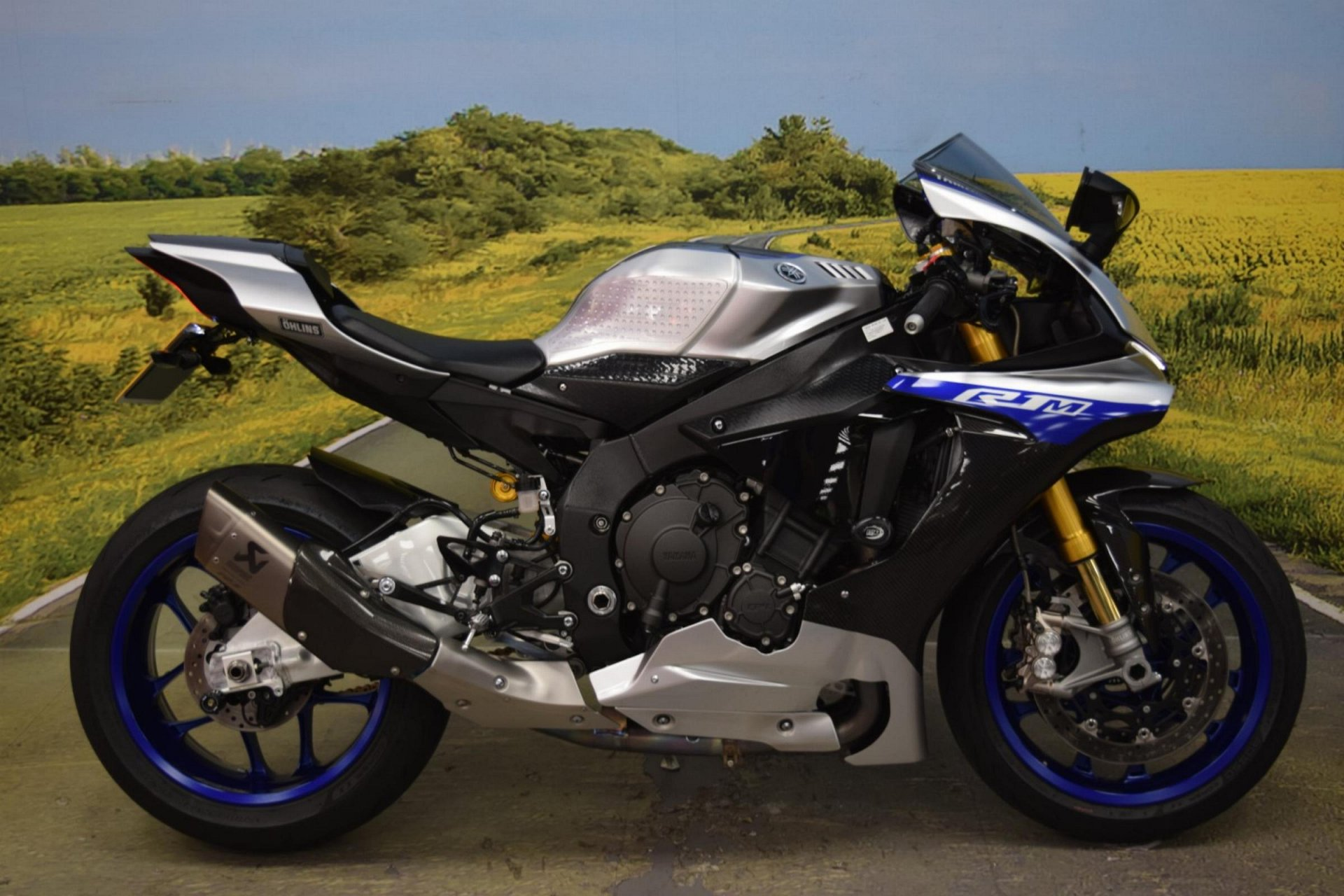 2017 Yamaha YZF R1M for sale in Staffordshire