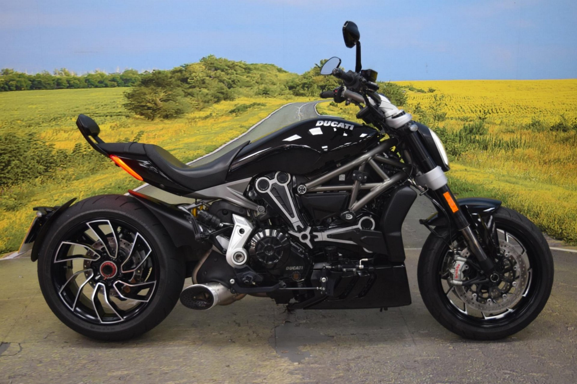 2016 Ducati X Diavel S for sale in Staffordshire